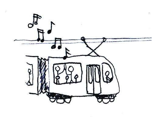 Tramsing