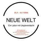 Logo Flyer mit Schrift 2016